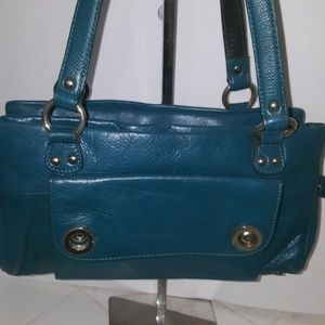 ❤WOW❤ Pelle leather bag 11x6  Wilson leather